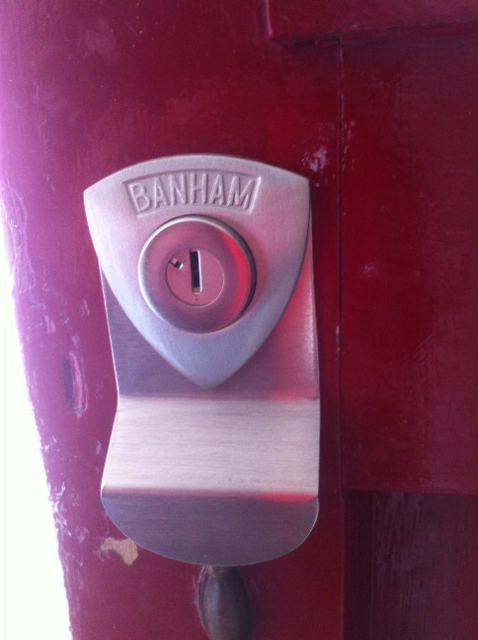 Banham L2000 Auto Deadlocking Rim Lock Alexandra Locksmith