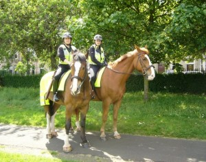 Mounted Police