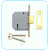 3 lever mortice deadlock for internal door