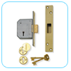 Chubb 3g114e 5 lever BS 3621 insurance approved deadlock