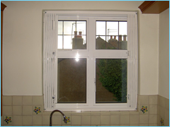 Window security Grilles  Open