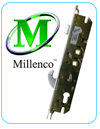 Millenco multipoint door locks