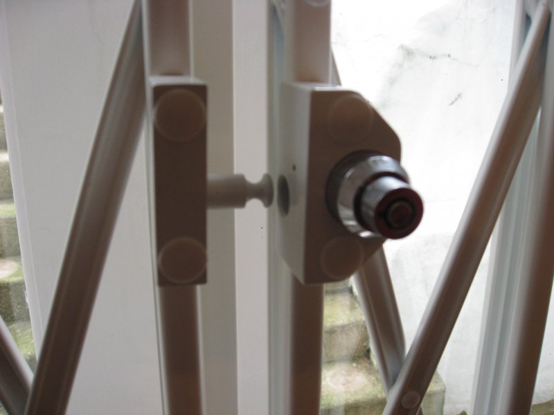 Security grilles window door