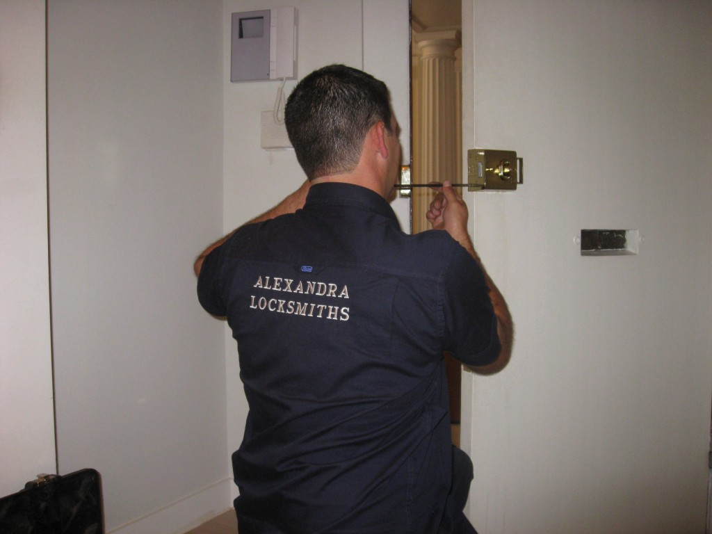 Banham Lock Installation from Alexandra Locksmith