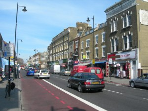 Stoke Newington High Street, London N16