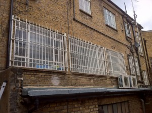 16m Bar Window Grille