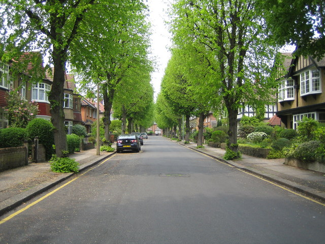 Bush Hill Park: Abbey Road