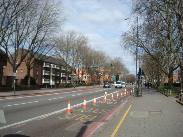 Tottenham High Road, London N15