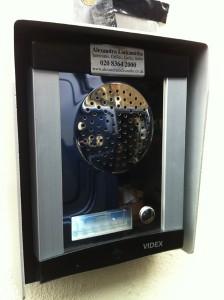 Videx Audio Intercom System