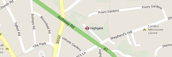 Locksmith for Highgate