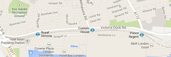 Locksmith E16 - Canning Town