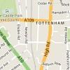 LocksmithTottenham - Map