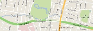 Locksmith Edmonton - Map