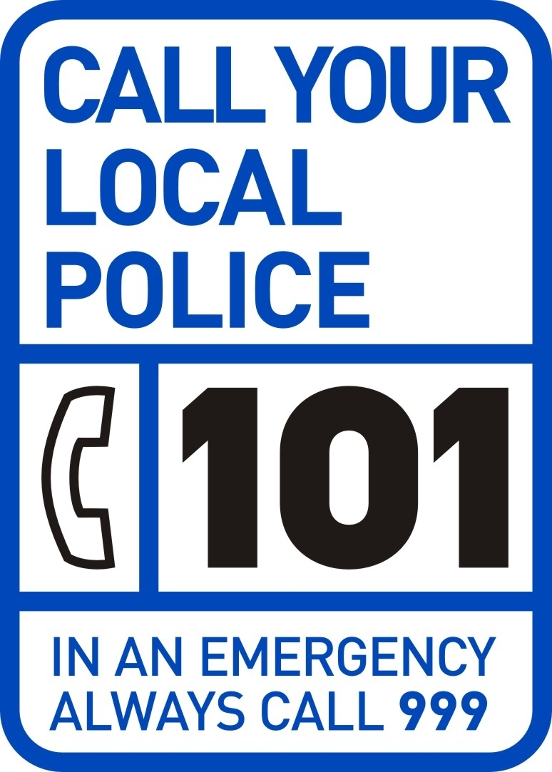101 – The Non-Emergency Police Telephone Number