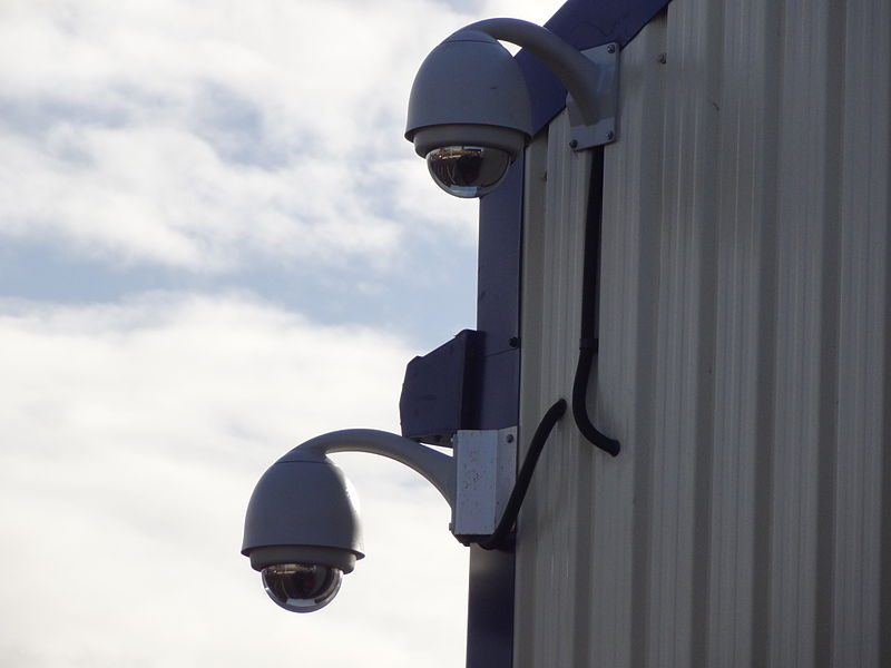 CCTV Systems And The Data Protection Act