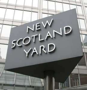 New Scotland Yard, Metropolitan Police Headquarters, London