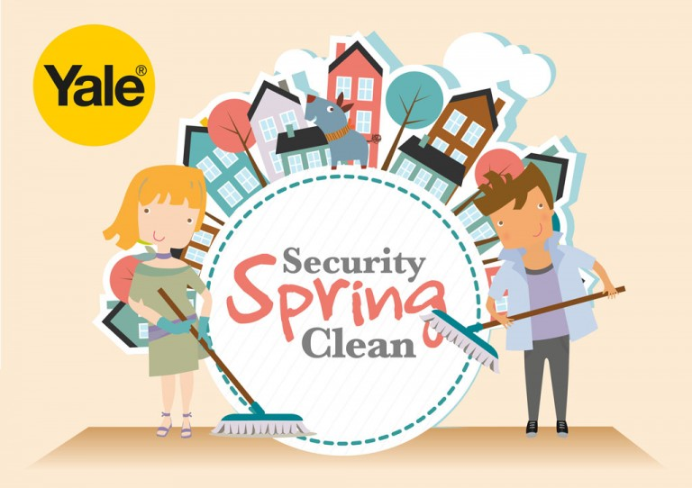 Yale's Security Spring Clean Campaign