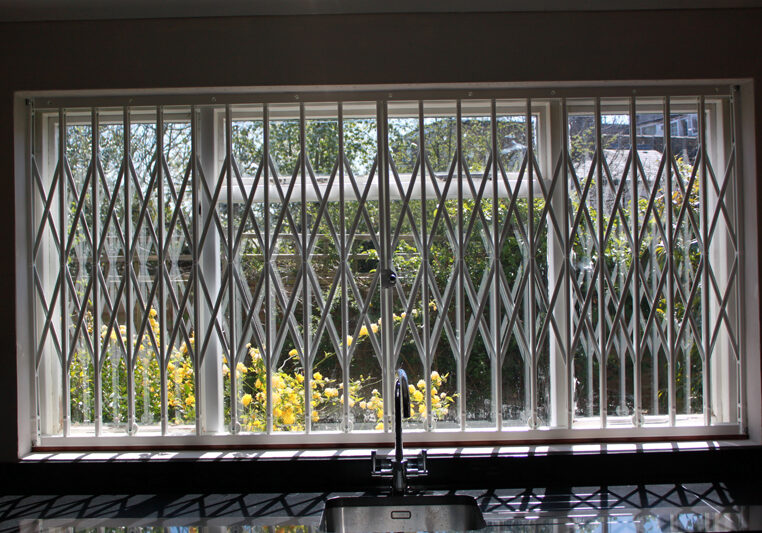 Window Grill for Kitchen